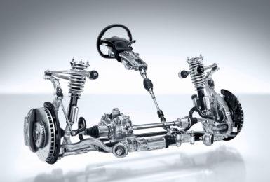 Диагностика рулевого управления и подвески